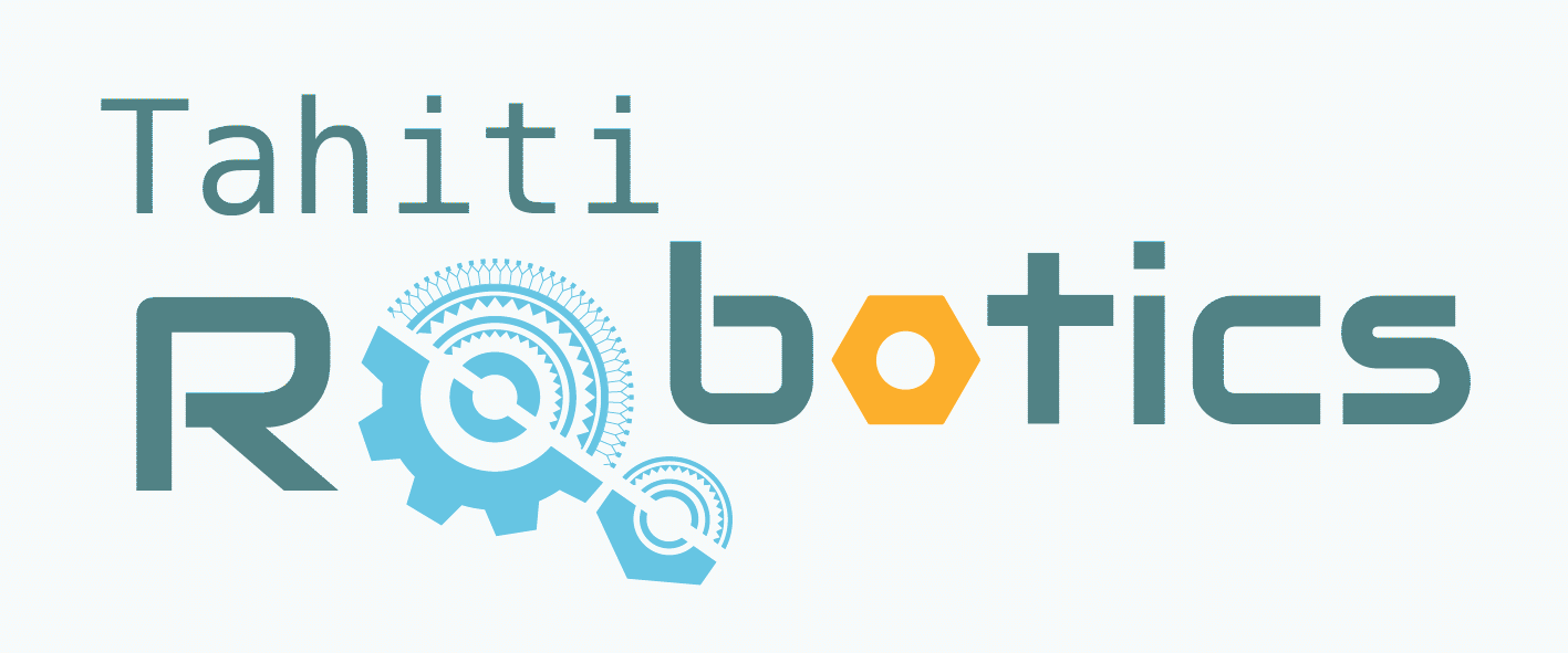Logo of the company Tahiti Robotics.